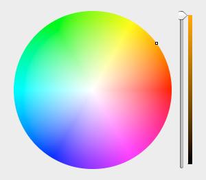Colour Picker Colour Wheel Panel Planetside Software Wiki
